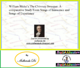 Analysis of William Blake's The Chimney Sweeper: both poems