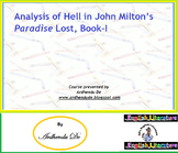 "Analysis of Hell in John Milton's ""Paradise Lost"" Book I"
