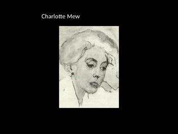 Analysis of poem, 'Farmer's Bride' by Charlotte Mew.