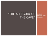 Analysis of the Allegory of the Cave and Rhetorical Precis Lesson