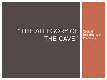 allegory of the cave analysis