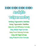 Analytic Trig Bundle - Verifying Trig Identities and Solvi