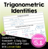Fundamental Trigonometric Identities (PreCalculus - Unit 5)