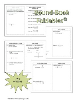 PreCalculus: Sum and Difference Identities