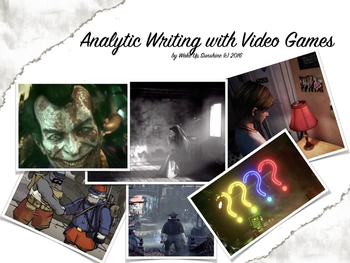 Analytic Writing with Video Games
