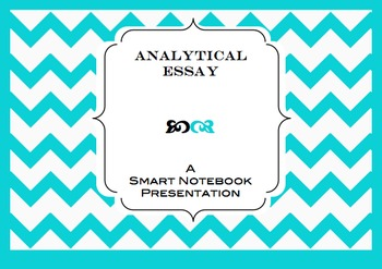 analytical essay writing process a smart notebook presentation analytical essay writing process a smart notebook presentation edtech