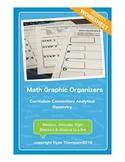 Analytical Geometry Graphic Organizers
