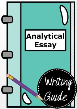 Steps on writing an analytical essay