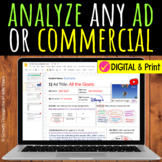 Analyze ANY Ad or Commercial then Create your Own (DISTANC