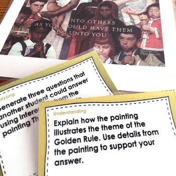 Making Inferences with The Golden Rule