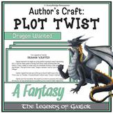 Analyze Author's Craft-A Short Fantasy Story for Reading C