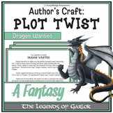 Analyze Author's Craft-A Short Fantasy Story for Reading C