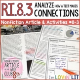 Analyze Connections in a Text RI.8.3 | Modern Folklore Article #8-3