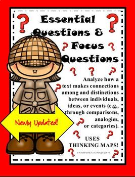 Analyze How a Text Makes Connections Among & Distinctions ... Events