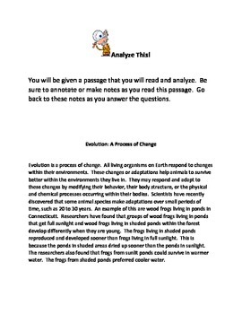 Analyze This! Collection