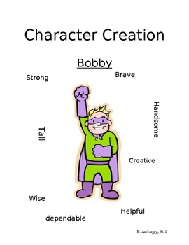 Analyze a Character