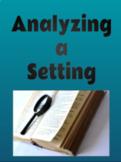 Analyze a Setting