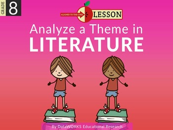 Analyze a Theme in Literature