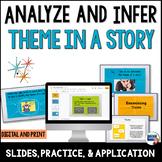 Theme: Teaching Theme, Short Story Literary Elements, Elements of Fiction