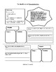 Analyze for Characterization Graphic Organizers
