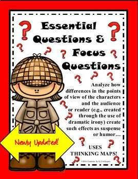 Analyze How Differences in Points of View Create Suspense & Humor