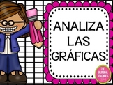 Analyze the Graphs in Spanish