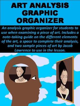 Art Analysis Graphic Organizer