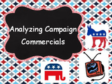 Analyzing Campaign Commericals