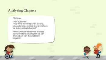 Analyzing Chapters Power Point