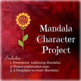 Analyzing Character Traits  - Mandala