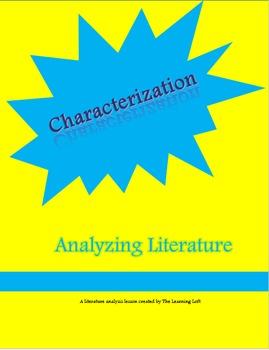 Analyzing Characterization