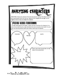 Analyzing Characters