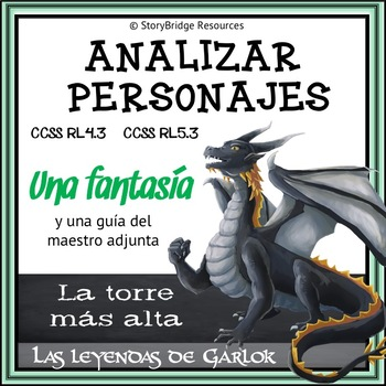 Analyzing Characters-A Short Fantasy in Spanish for Reading Comprehension