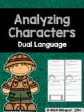 Analyzing Characters Dual Language
