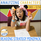 Analyzing Characters Strategy MiniPack