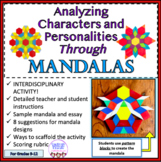 Analyzing Characters and Personalities Through Mandalas