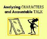 Analyzing Character Traits, Using Evidence and Accountable Talk