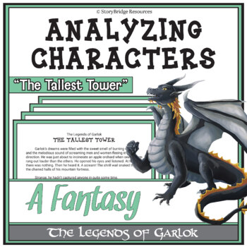 Analyzing Characters in a Short Fantasy Story for Reading Comprehension