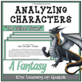 Analyzing Characters in a Short Fantasy Story for Reading