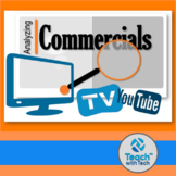 Analyzing Commercials Activity