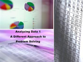 Analyzing Data 1