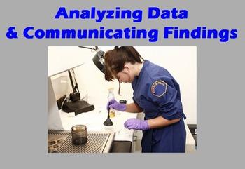 Analyzing Data & Communicating Findings Flipchart