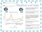 Analyzing Data Worksheets