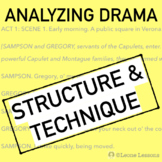 Introduction to Drama Presentation: Structure & Technique
