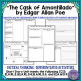 "Analyzing Dramatic Irony: ""The Cask of Amontillado"" by Edgar Allan Poe"