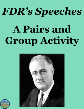 Analyze FDR's Speeches Activity