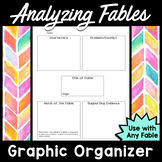Analyzing Fables Chart