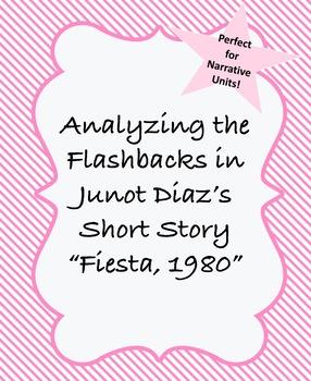 Analyzing Flashbacks in Junot Diaz's Drown