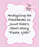 Analyzing Flashbacks in Junot Diaz's Drown