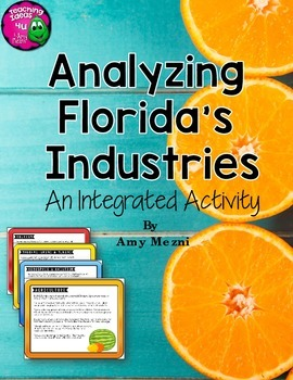 Analyzing Florida Industries Integrated Activity Florida History
